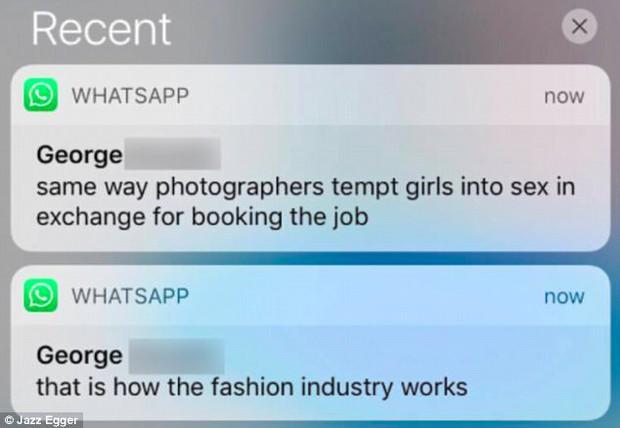 Những tin nhắn Jazz cung cấp