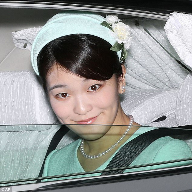 Mối tình công chúa Nhật Bản và người chồng tương lai thường dân: Tôi ấn tượng với nụ cười tỏa nắng của anh ấy - Ảnh 1.