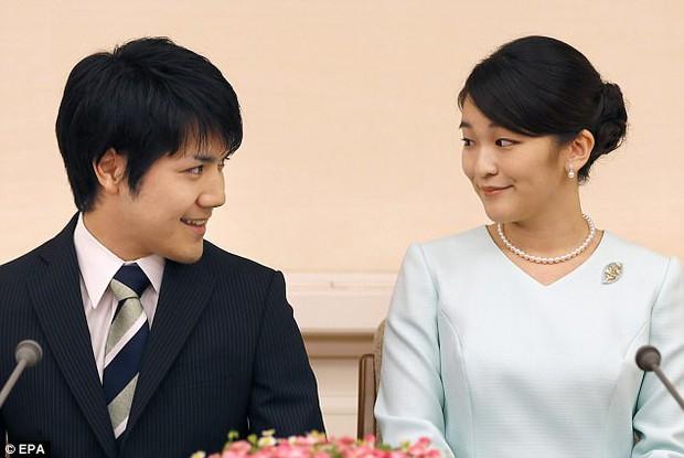Mối tình công chúa Nhật Bản và người chồng tương lai thường dân: Tôi ấn tượng với nụ cười tỏa nắng của anh ấy - Ảnh 3.