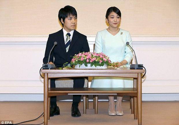 Mối tình công chúa Nhật Bản và người chồng tương lai thường dân: Tôi ấn tượng với nụ cười tỏa nắng của anh ấy - Ảnh 4.