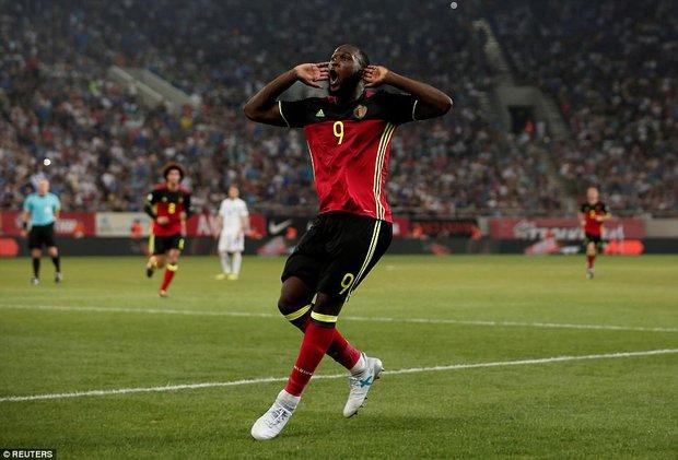 Bom tấn của Man Utd ghi bàn, Bỉ là đội bóng châu Âu đầu tiên dự World Cup 2018 - Ảnh 9.