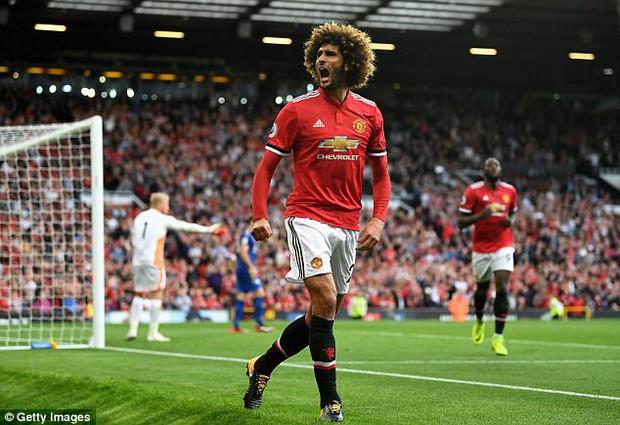 Mourinho: Tôi thấy Man Utd yếu hẳn đi khi vắng Fellaini - Ảnh 1.