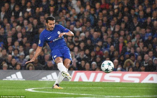 Tân binh tỏa sáng, Chelsea đánh tennis trong trận khai màn Champions League - Ảnh 2.
