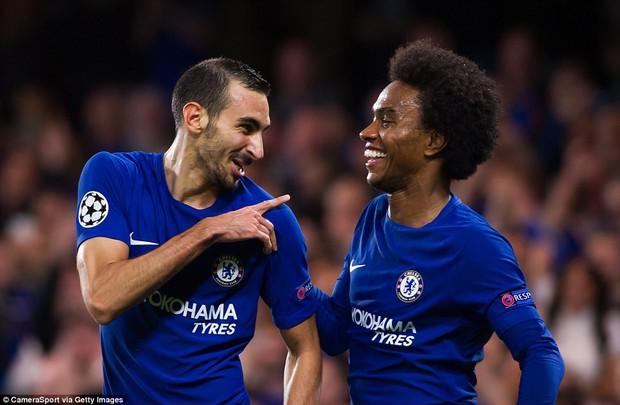 Tân binh tỏa sáng, Chelsea đánh tennis trong trận khai màn Champions League - Ảnh 6.