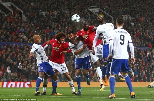 Lukaku lại nổ súng, Man Utd thắng lớn ngày ra quân Champions League - Ảnh 2.