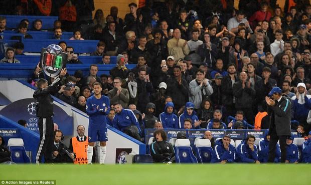 Tân binh tỏa sáng, Chelsea đánh tennis trong trận khai màn Champions League - Ảnh 9.