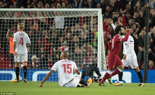 Sút hỏng phạt đền, Liverpool bị chia điểm ngày trở lại Champions League - Ảnh 1.
