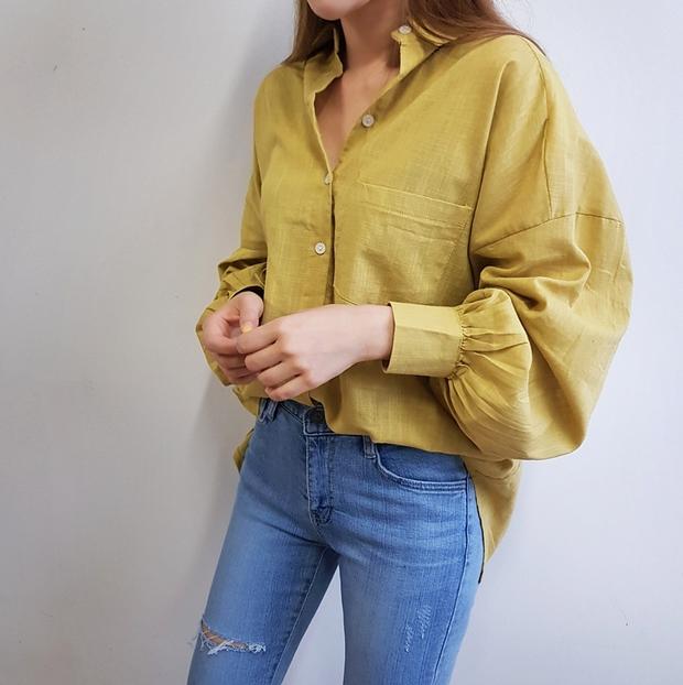 Đi học cũng nên diện đồ thật xinh, và đây là 5 kiểu áo sơmi xinh nức nở cho các nàng mùa Back To School - Ảnh 21.
