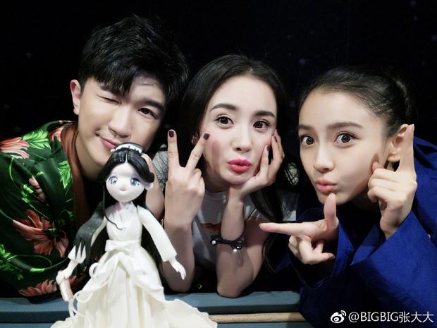 Sinh nhật tuổi 31, Dương Mịch được ông xã và dàn hảo tỷ muội đình đám showbiz Hoa ngữ gửi lời chúc mừng - Ảnh 6.