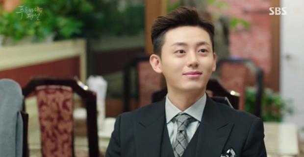 Huyền Thoại Biển Xanh: Gặp anh trai và bạn gái mình ăn mảnh, đố bạn Lee Min Ho nói gì? - Ảnh 1.