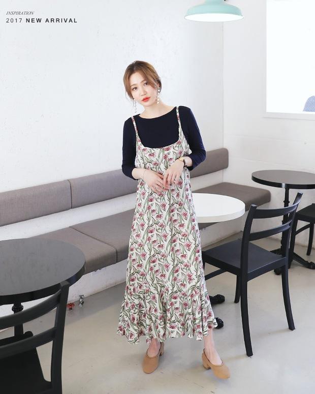 Mùa mặc váy hoa lại đến, update ngay xem trend váy hoa năm nay có gì hot - Ảnh 7.