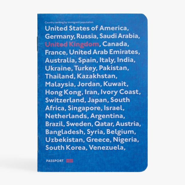 Chiêm ngưỡng những mẫu hộ chiếu mới cực chất của Anh sau khi rời EU - Ảnh 9.