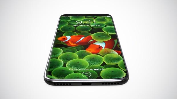 Ngắm concept iPhone 8 đẹp không tì vết mà ai cũng thèm muốn - Ảnh 3.