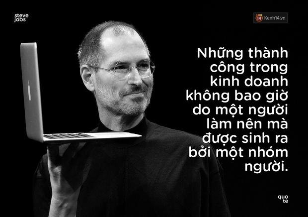 10 câu châm ngôn truyền cảm hứng của Steve Jobs khiến bạn muốn thay đổi bản thân ngay lập tức - Ảnh 5.