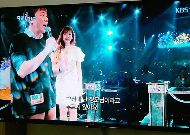 Có ai như Hari Won: Liên tục bị nhầm lẫn trên báo chí xứ Hàn! - Ảnh 2.