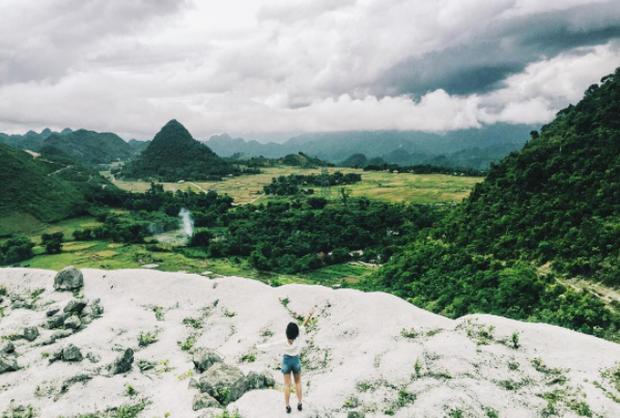 Gần ngay Hà Nội có ngọn đồi Bắc Âu, nơi mà giấc mơ tuyết trắng là có thật! - Ảnh 5.