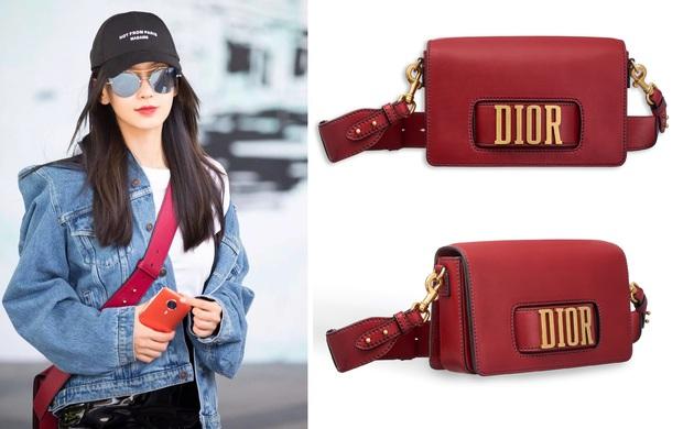 Chỉ trong 3 tháng, Angela Baby đã có bộ sưu tập túi Dior trị giá cả tỷ đồng khiến ai cũng ghen tị - Ảnh 5.