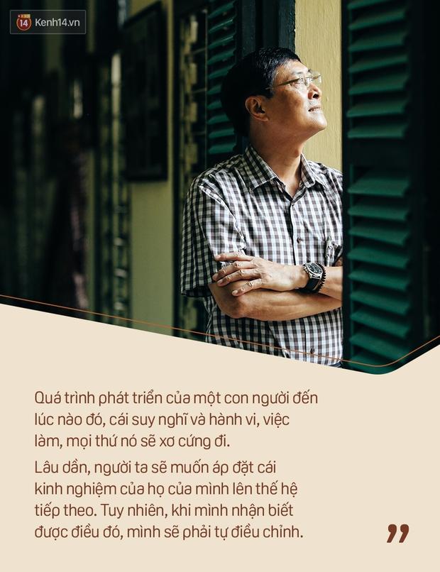 Chỉ còn 1 năm cuối ở Việt Đức nữa thôi, thầy Bình sẽ luôn được học sinh nhớ đến là thầy hiệu trưởng vui vẻ nhất Hà Nội! - Ảnh 10.