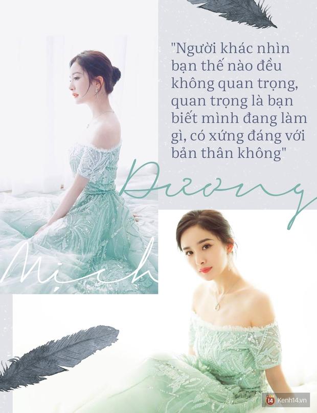 Dương Mịch: Tôi không phải tiền mặt, không phải ai cũng thích - Ảnh 5.