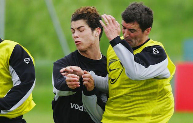 Sir Alex trị căn bệnh yếu đuối của Ronaldo như thế nào? - Ảnh 2.