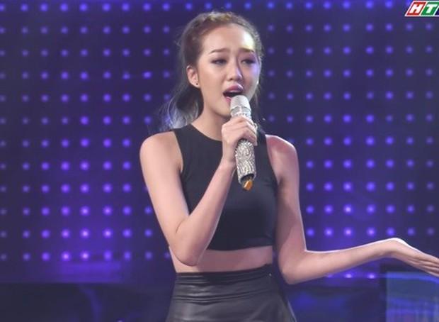 Cô gái tóc tím vô tình nổi tiếng khi làm khán giả của Giọng ải giọng ai - Ảnh 6.