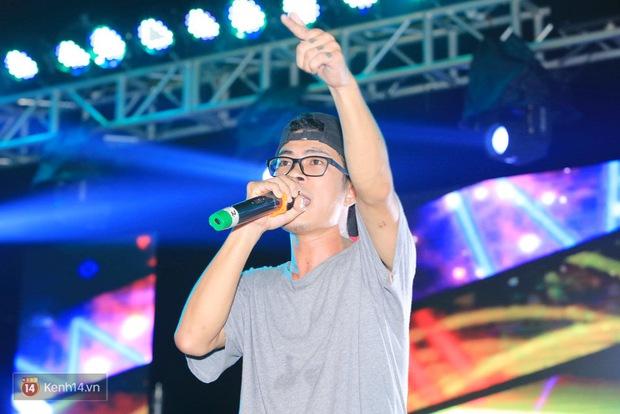 Kimmese và dàn DJ cuồng nhiệt cùng fan Hà Nội trong đêm nhạc EDM sôi động - Ảnh 9.