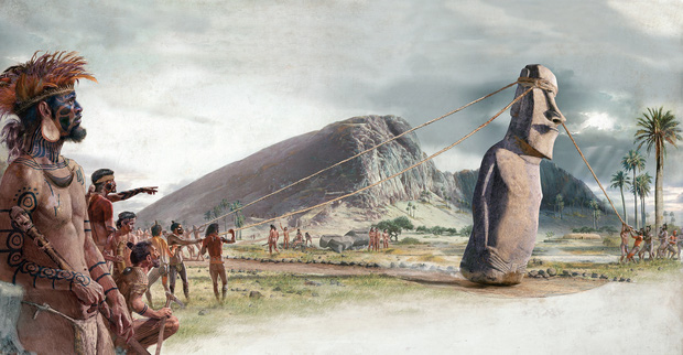 Gần 160 năm trước có một tộc người đột nhiên mất tích, và câu chuyện ngày càng thêm bí ẩn - Ảnh 1.