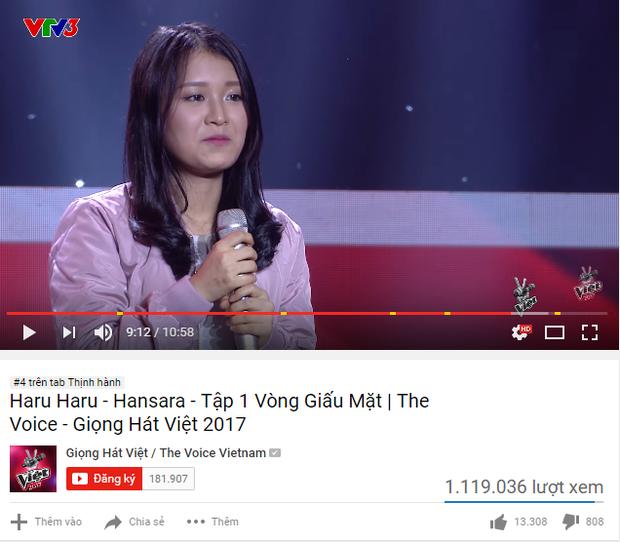 Chỉ sau 1 đêm, clip của cô bé 16 tuổi người Hàn tại The Voice đã cán mốc 1 triệu lượt xem! - Ảnh 3.