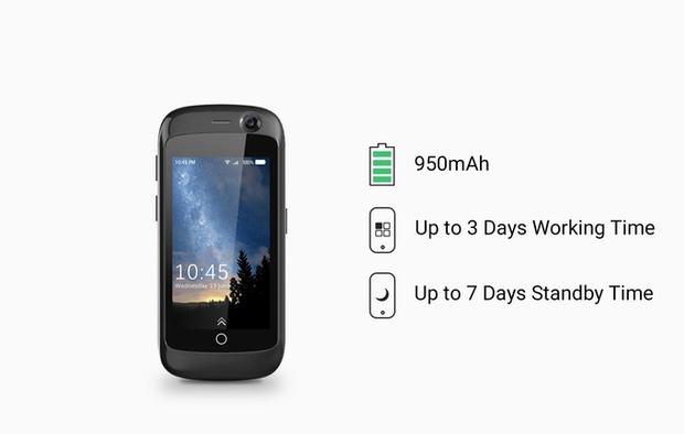 Đây là chiếc smartphone bé nhưng mạnh mẽ nhất thế giới - Ảnh 3.