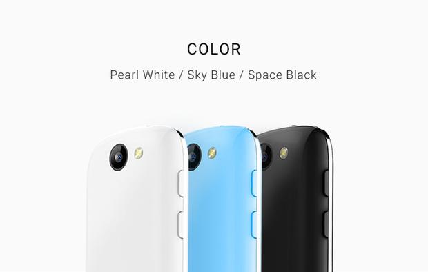 Đây là chiếc smartphone bé nhưng mạnh mẽ nhất thế giới - Ảnh 4.