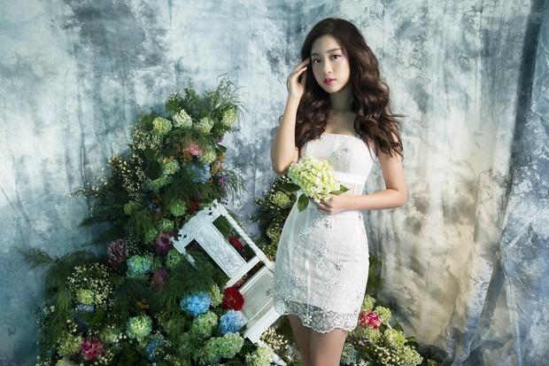 Hoa hậu Việt Nam 2016 Mỹ Linh ngày càng xinh đẹp và khoe vẻ gợi cảm - Ảnh 9.