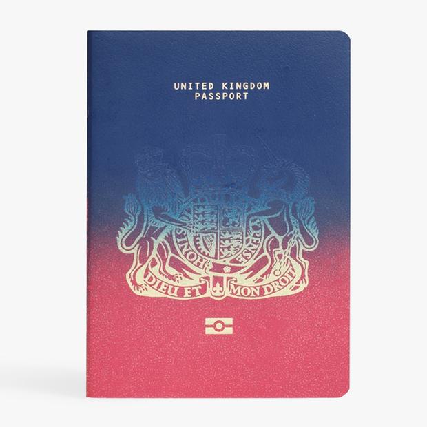 Chiêm ngưỡng những mẫu hộ chiếu mới cực chất của Anh sau khi rời EU - Ảnh 11.