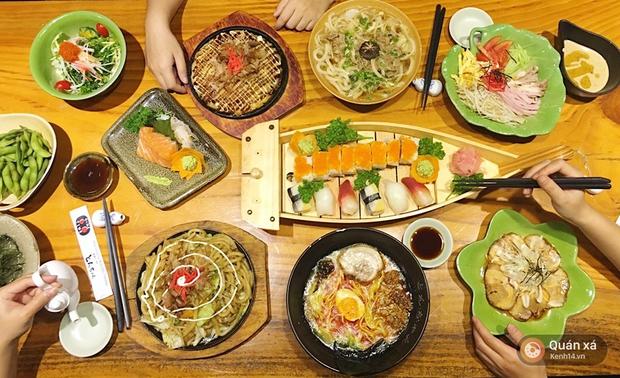 Rủ nhau thử ngay bát mì Nhật khổng lồ giá bình dân - Ảnh 9.