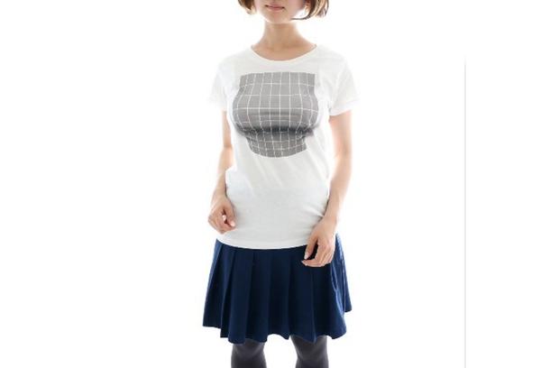 Màn hình phẳng trước sau như một, lo gì vì đã có áo phông 3D nâng ngực ngon bổ rẻ - Ảnh 4.