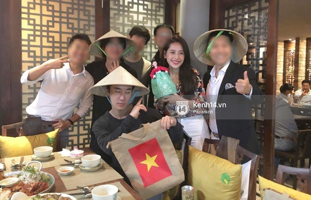 Bắt gặp rapper San E bất ngờ xuất hiện tại Việt Nam, cùng Chi Pu hẹn hò đi ăn trưa - Ảnh 6.