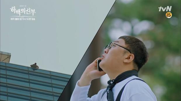 """""""Cô Dâu Thủy Thần"""": Nam Joo Hyuk là Hà Bá nhưng lại biết bay, xịn chưa! - Ảnh 2."""