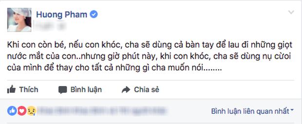 Bố Hoa hậu Phạm Hương qua đời sau thời gian dài chống chọi với bệnh hiểm nghèo - Ảnh 1.