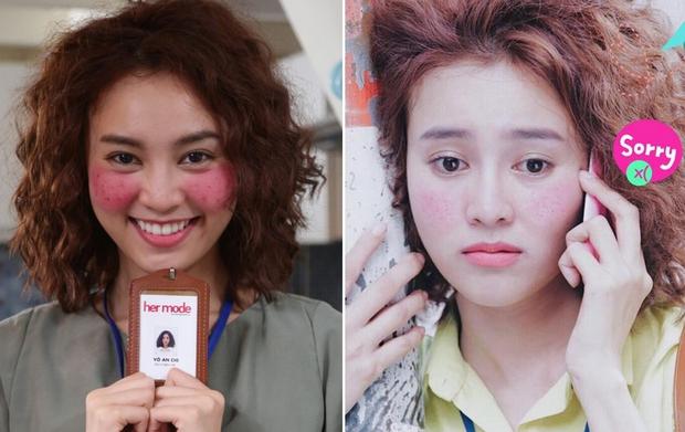She Was Pretty Việt tung hình ảnh chính thức, fan thở phào vì má An Chi không còn đỏ như cạo gió - Ảnh 6.