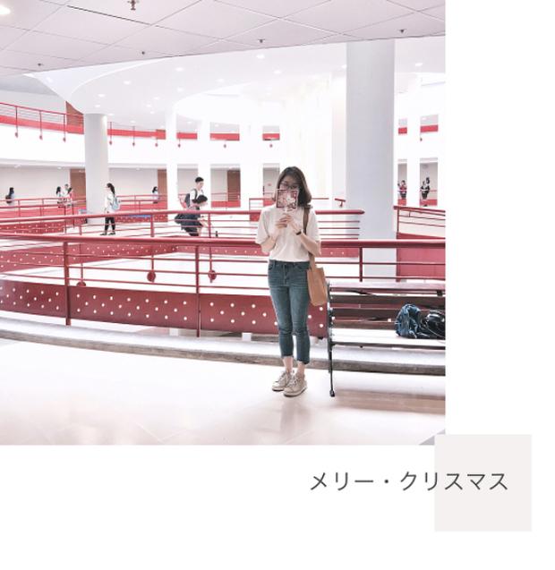 Xem ảnh SV check-in ở Đại học Kinh tế Quốc dân mà cứ tưởng như đang ở nước ngoài! - Ảnh 16.