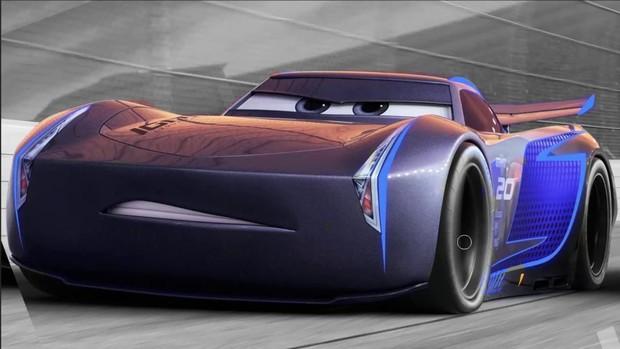 Cars 3 - Cái kết đẹp cho tay đua cự phách Lightning McQueen - Ảnh 6.