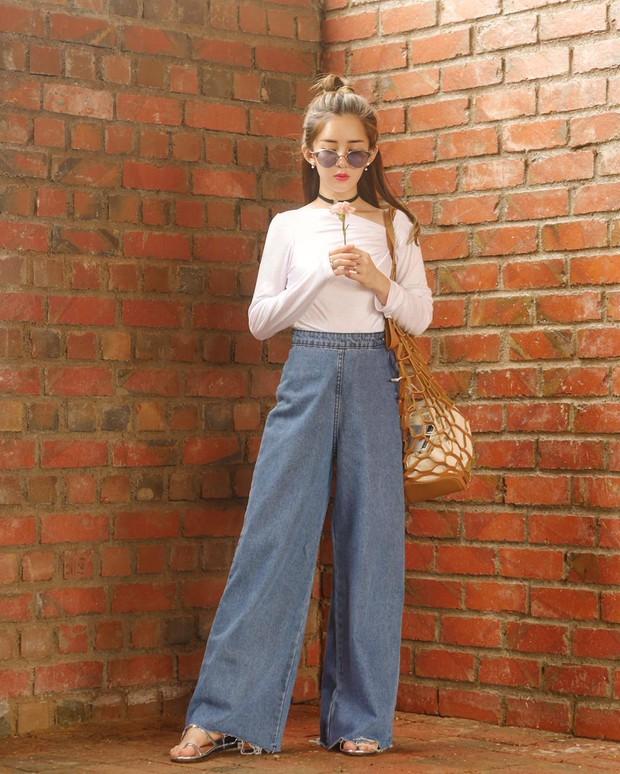 3 mẫu túi cũ tưởng đã đi vào dĩ vãng nay lại được các fashionista yêu thích hết mực - Ảnh 6.