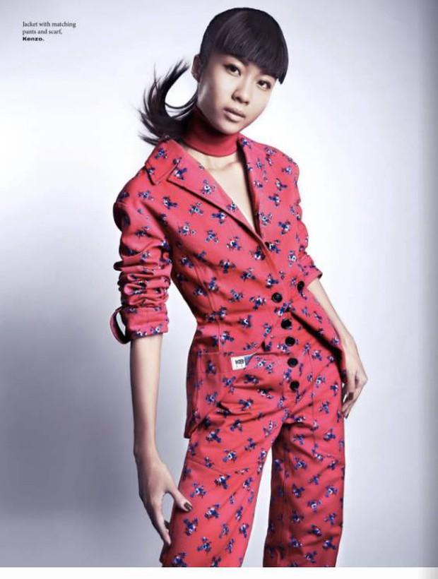 Hết làm KOLS cho H&M, Suboi lại lên trang bìa tạp chí danh tiếng của Singapore - Ảnh 6.