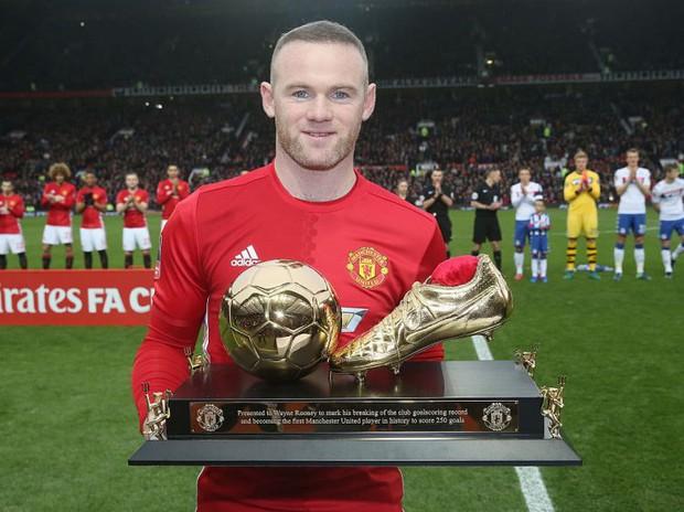Rooney có xứng đáng là huyền thoại Man Utd hay không? - Ảnh 2.