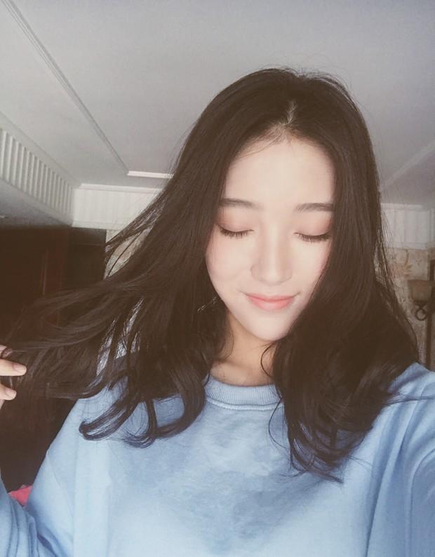 Cô bạn Trung Quốc với vẻ đẹp mong manh, dịu dàng chẳng ai nỡ chối từ - Ảnh 9.