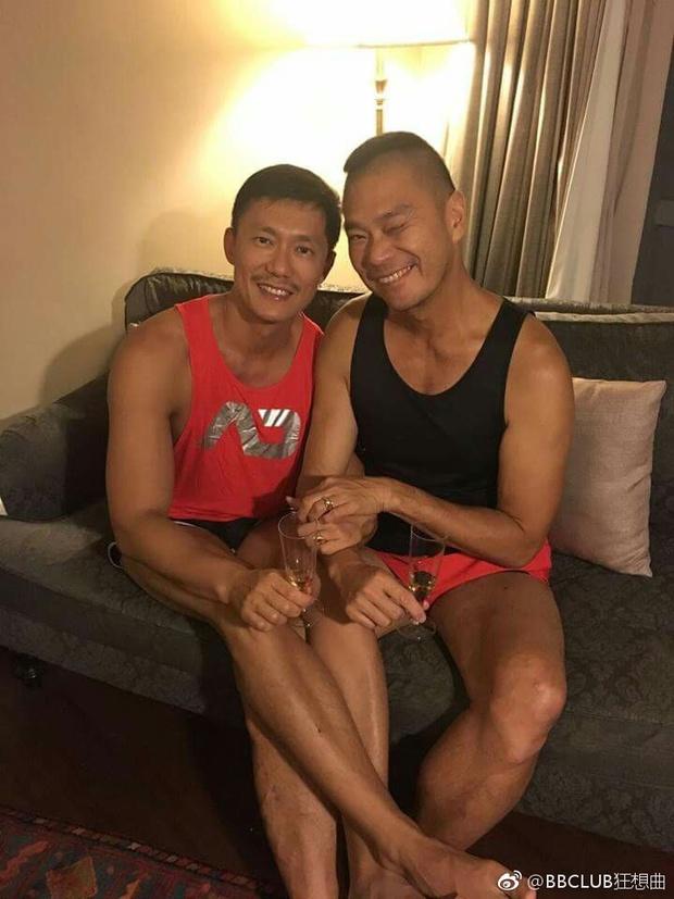 Chuyện tình đẹp: MC đồng tính Hồng Kông từ bỏ gia sản triệu đô để kết hôn với bác sĩ chữa bệnh ung thư cho mình - Ảnh 7.
