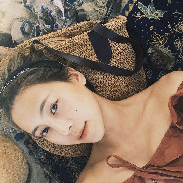 Makeup màu mùa thu: gam màu đất siêu xinh đang thu phục hết thảy con gái châu Á - Ảnh 8.