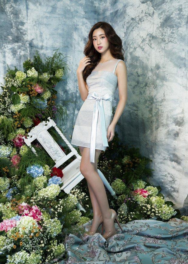 Hoa hậu Việt Nam 2016 Mỹ Linh ngày càng xinh đẹp và khoe vẻ gợi cảm - Ảnh 10.