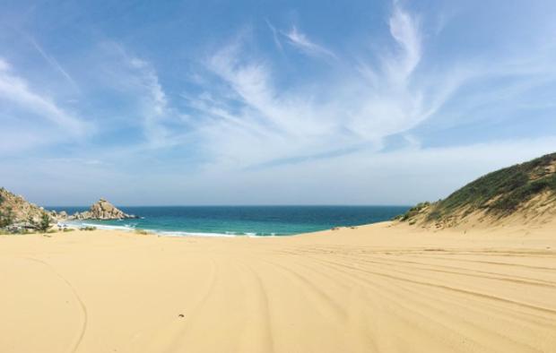 Ngẩn ngơ trước 5 đồi cát đẹp mê hồn ở miền Trung, nhìn thôi đã yêu luôn rồi - Ảnh 53.