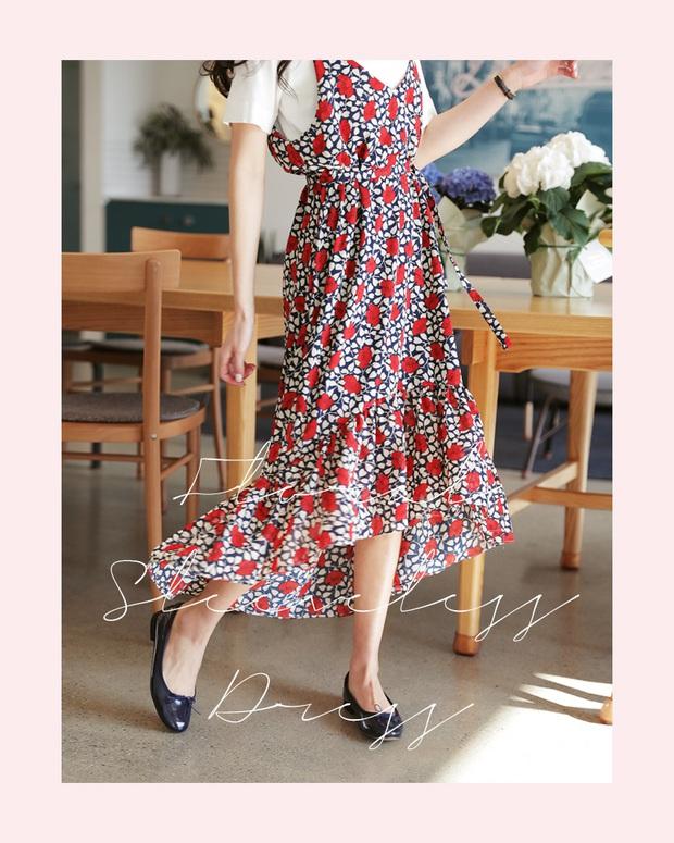 Mùa mặc váy hoa lại đến, update ngay xem trend váy hoa năm nay có gì hot - Ảnh 4.