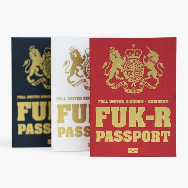Chiêm ngưỡng những mẫu hộ chiếu mới cực chất của Anh sau khi rời EU - Ảnh 13.